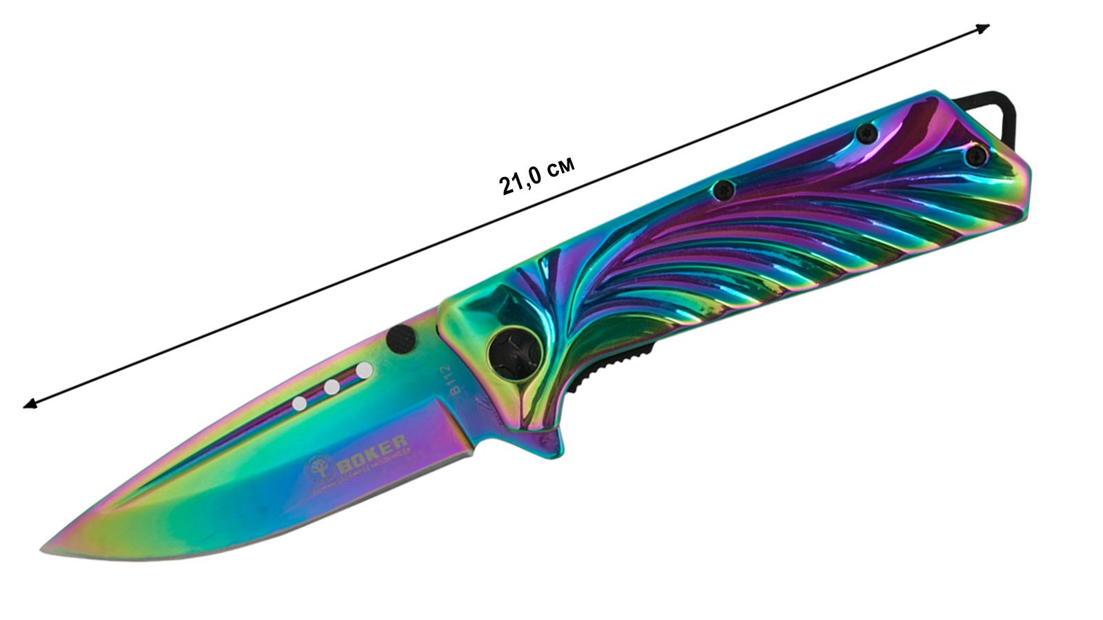 Складной нож Boker Magnum высокого качества