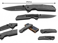 Складной нож Browning A332 Gray Titanium