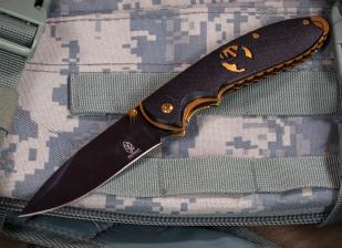 Складной нож Buckshot Knives Shadow Composite PBK204DR