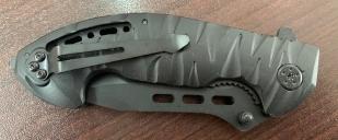 Складной нож Cold Steel со стеклобоем и оригинальной рукояткой