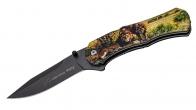 Складной нож для охоты и города Lion Tools 9502 (Мексика)