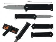 "Складной нож Fury 32233 Zapper Black 4.5"""