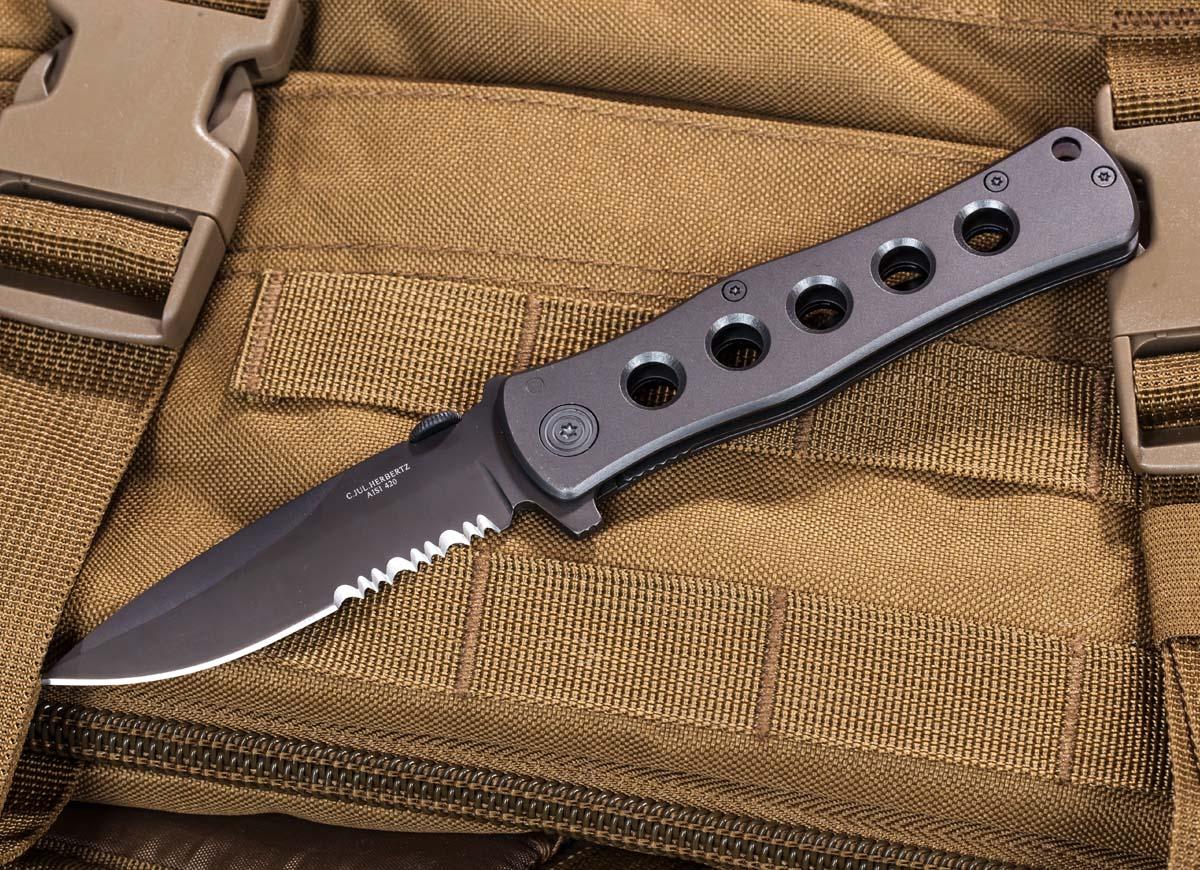 Складной нож Herbertz Taschenmesser в магазинах Орла