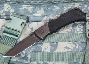 "Складной нож Ka-Bar 3064 MULE G10 Heavy-Duty Folder II 4"" Plain Tanto"