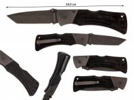 "Складной нож Ka-Bar 3064 MULE G10 Heavy-Duty Folder II 4"" Plain Tanto"