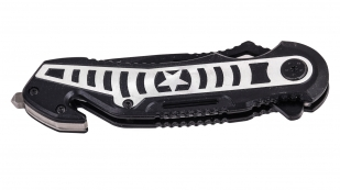 Заказать складной нож Maxam® Assisted Opening Star Liner Lock Knife