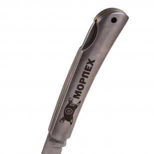 Складной нож морпеха с гравировкой по выгодной цене