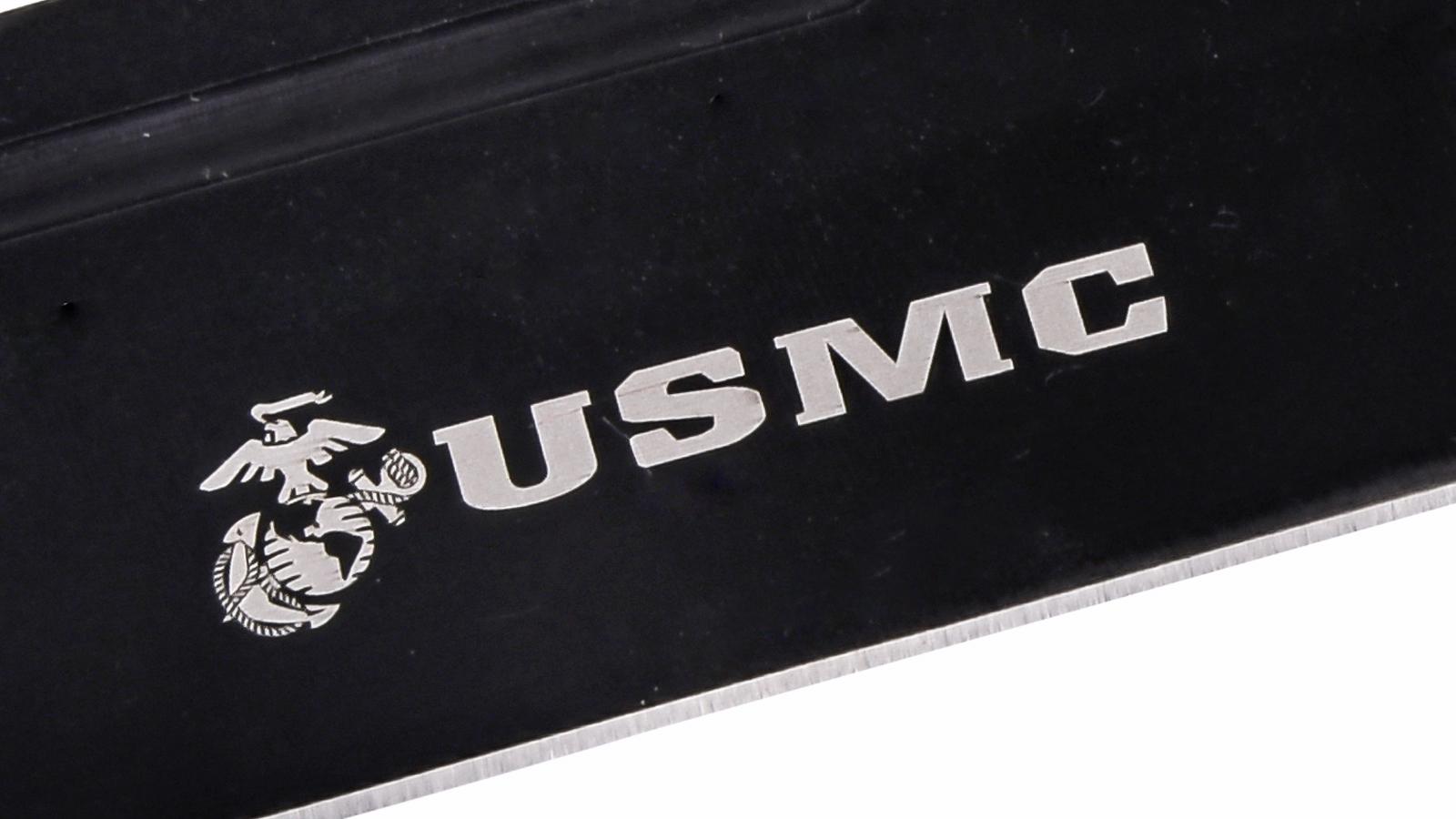 Складной нож Морской пехоты США USMC mod. 2019