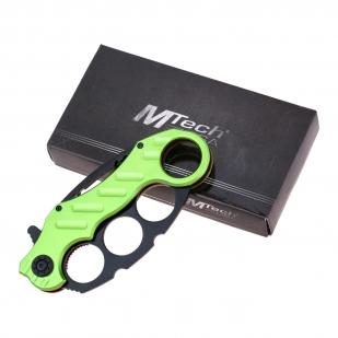 Складной нож Mtech MT-A863 Zombie Green - заказать оптом