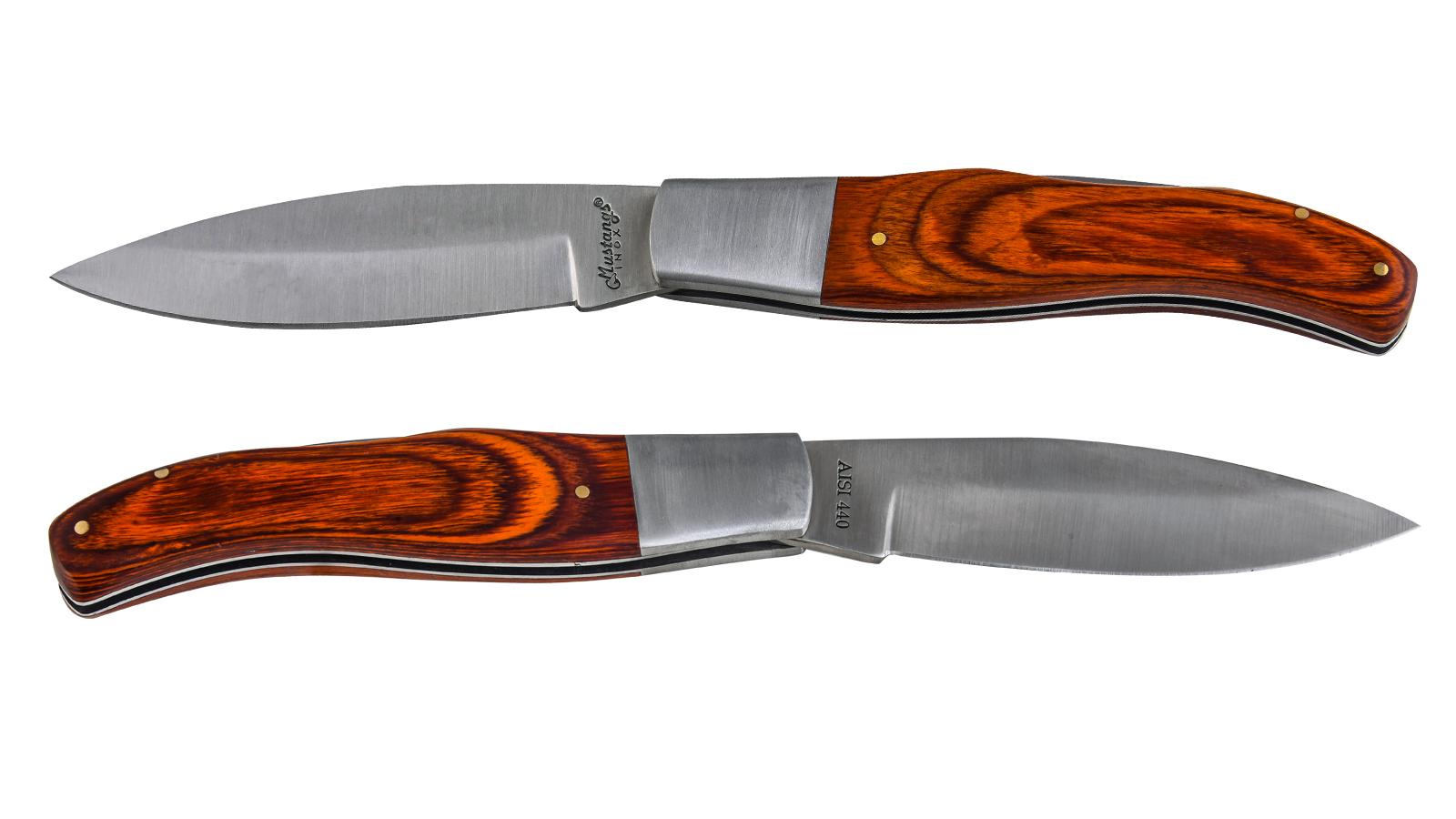 Складной нож Mustang 367D