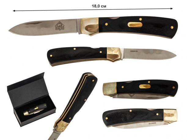 Складной нож Puma Tec 300010 Taschenmesser (Германия) - купить онлайн
