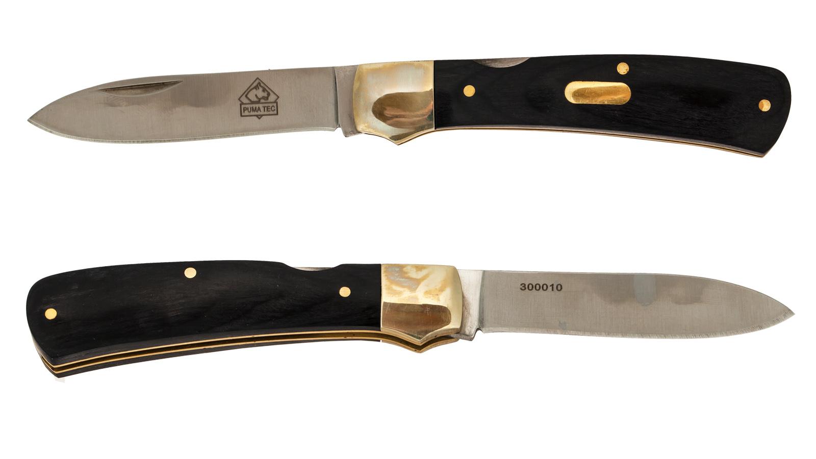 Складной нож Puma Tec 300010 Taschenmesser (Германия) - купить в розницу