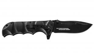 """Складной нож с гравировкой """"Войска связи"""" отличного качества"""