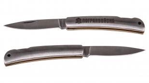 Заказать складной нож с символикой Погранвойск