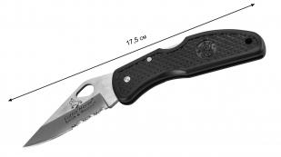 Складной нож Smith & Wesson CH001SER Cuttin Horse