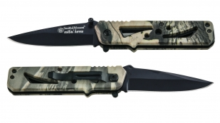 Складной нож Smith & Wesson Cuttin Horse CH0029 Pocket Knife