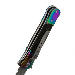 Складной нож Stiletto Spring Assisted RB-220 - купить с доставкой