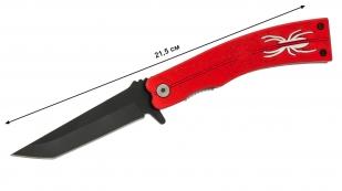 """Складной нож Tanto Spider Spring Assisted 8"""" RD - купить в розницу"""