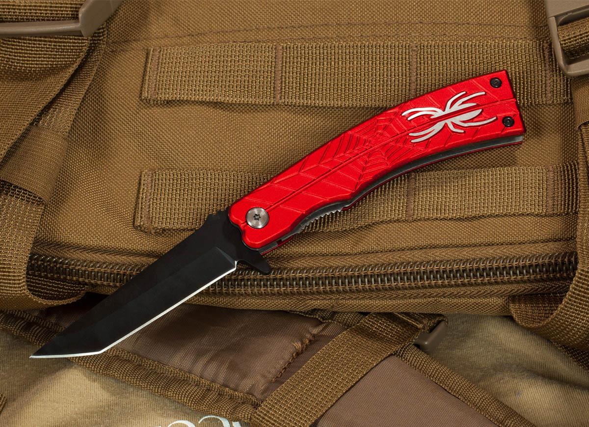 """Складной нож Tanto Spider Spring Assisted 8"""" RD - заказать с доставкой"""