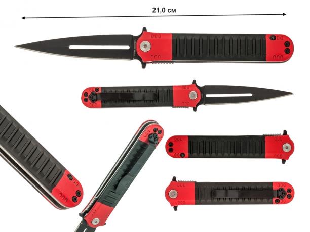 """Складной нож The Bone Edge Collection 8"""" RD-BK"""