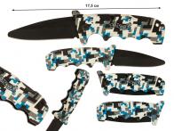 Складной нож Walther Junior Blue