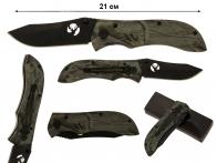 Складной охотничий нож Elk Ridge Realtree Camo Xtra Camouflage