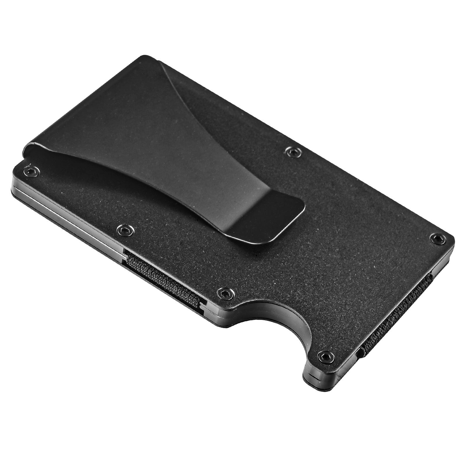Смарт-кошелек с функцией защиты карт от RFID-сканирования