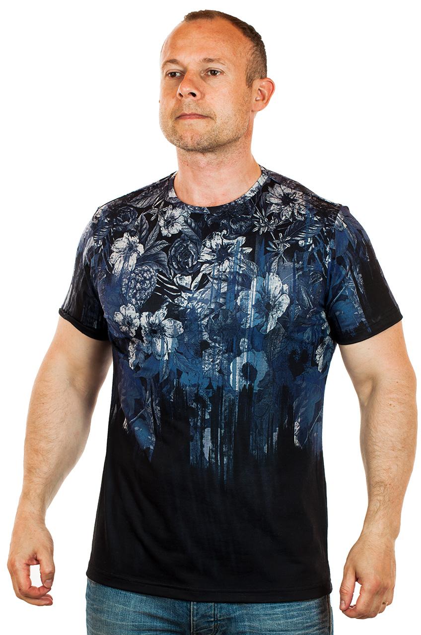 Купить мужскую футболку в розницу