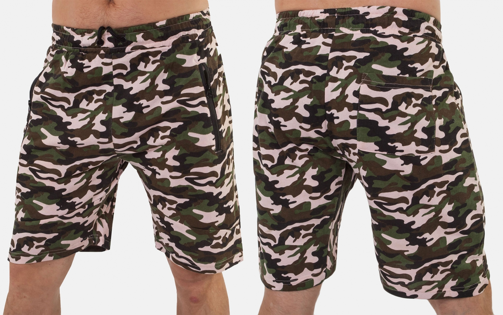 Обновляйся! Смелые мужские шорты камуфляж New York Athletics