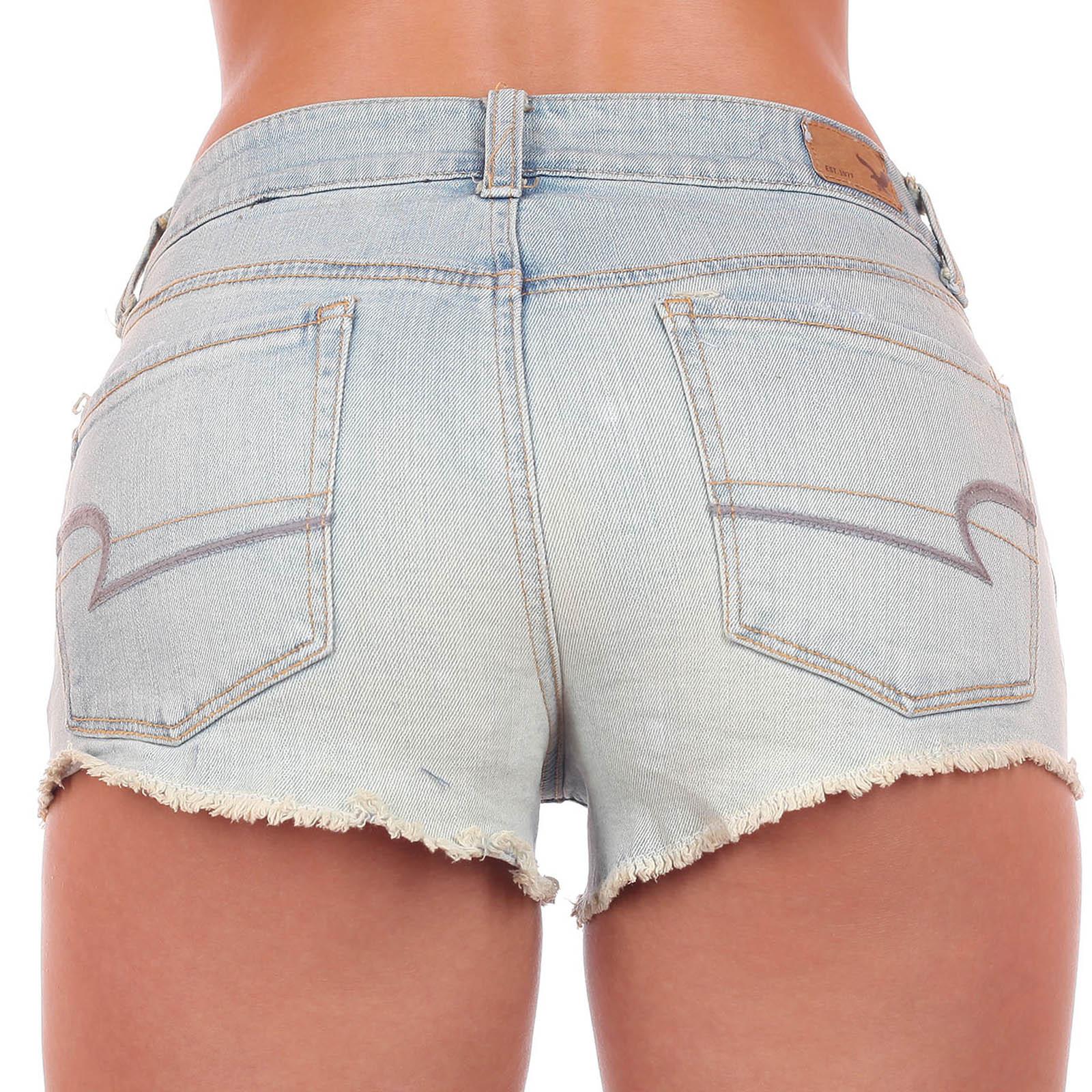 Заказать сногсшибательные джинсовые шортики