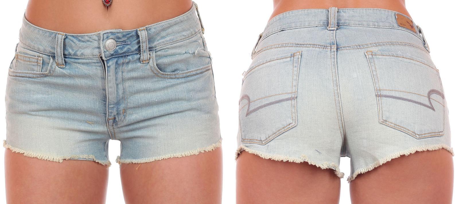 Сногсшибательные джинсовые шортики с удобной доставкой