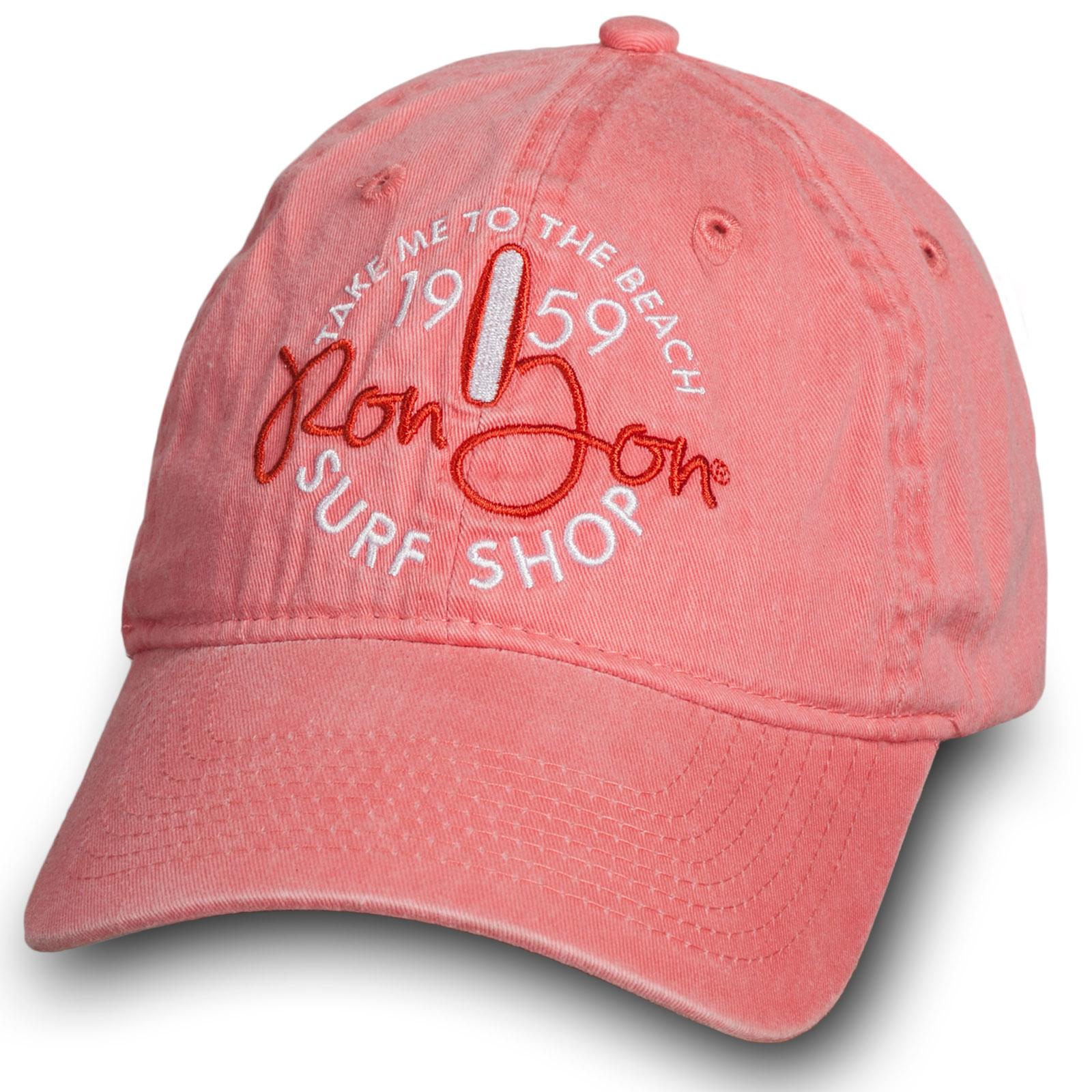 Соблазнительная бейсболка Ron Jon.
