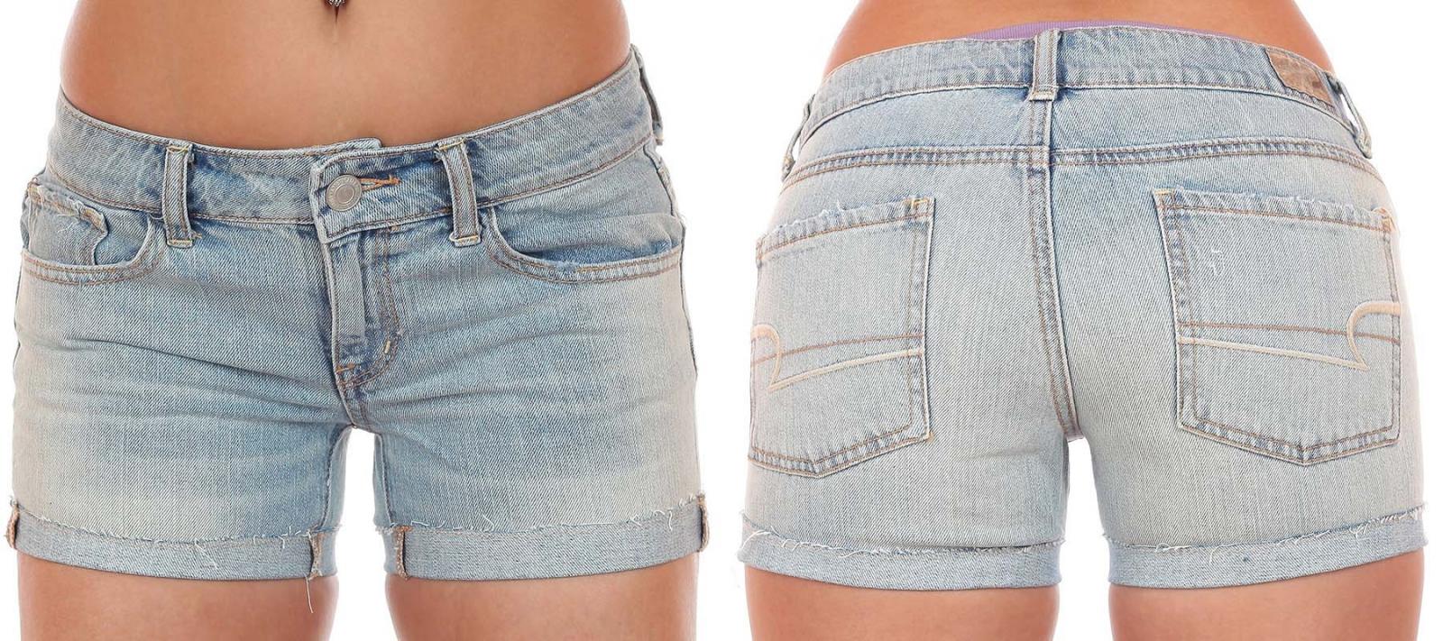 Женские шорты недорого