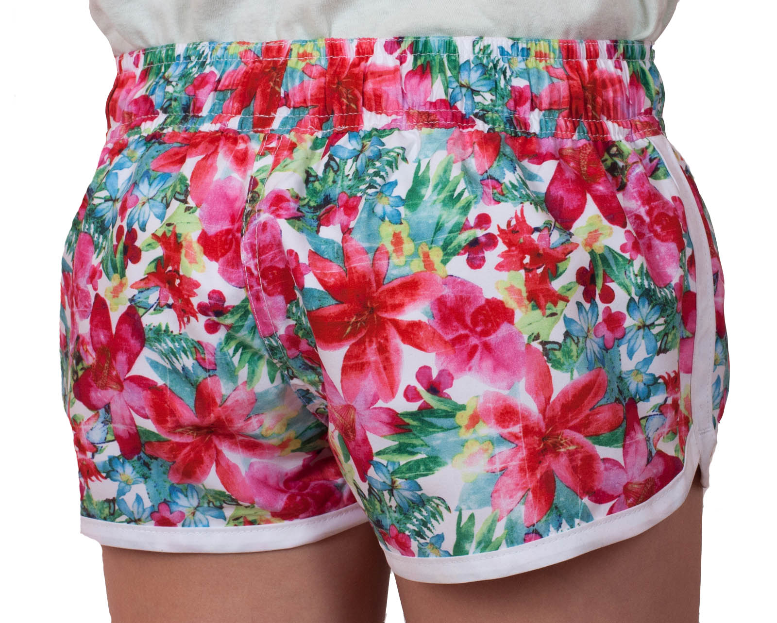 Соблазнительные женские шортики Silver Beach Florescence