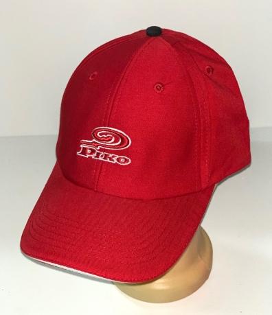 Сочная красная бейсболка от Piko