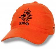 Сочная яркая бейсболка KNVB.
