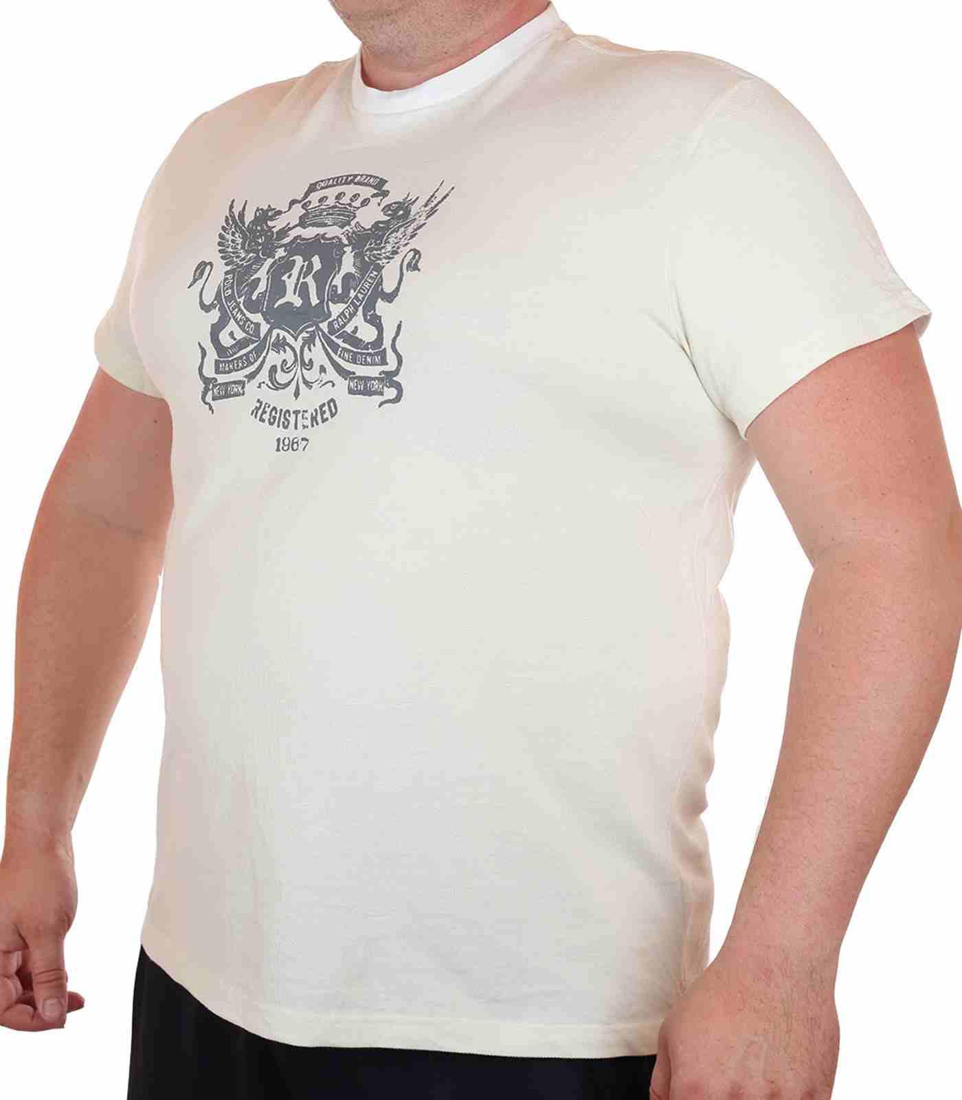Дизайнерская футболка от Ralph Lauren (США)-главная
