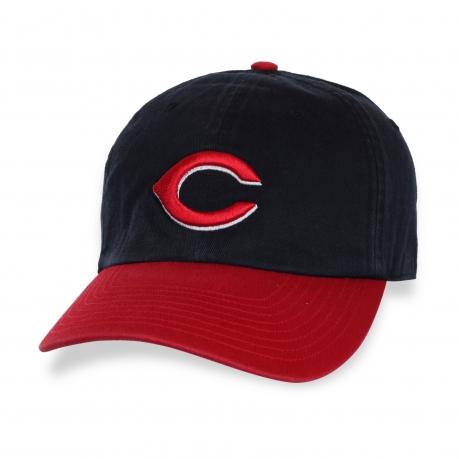 Солидная фирменная бейсболка C