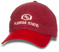 Солидная кепка FLORIDA STATE®