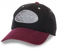 Солидная кепка NY JETS