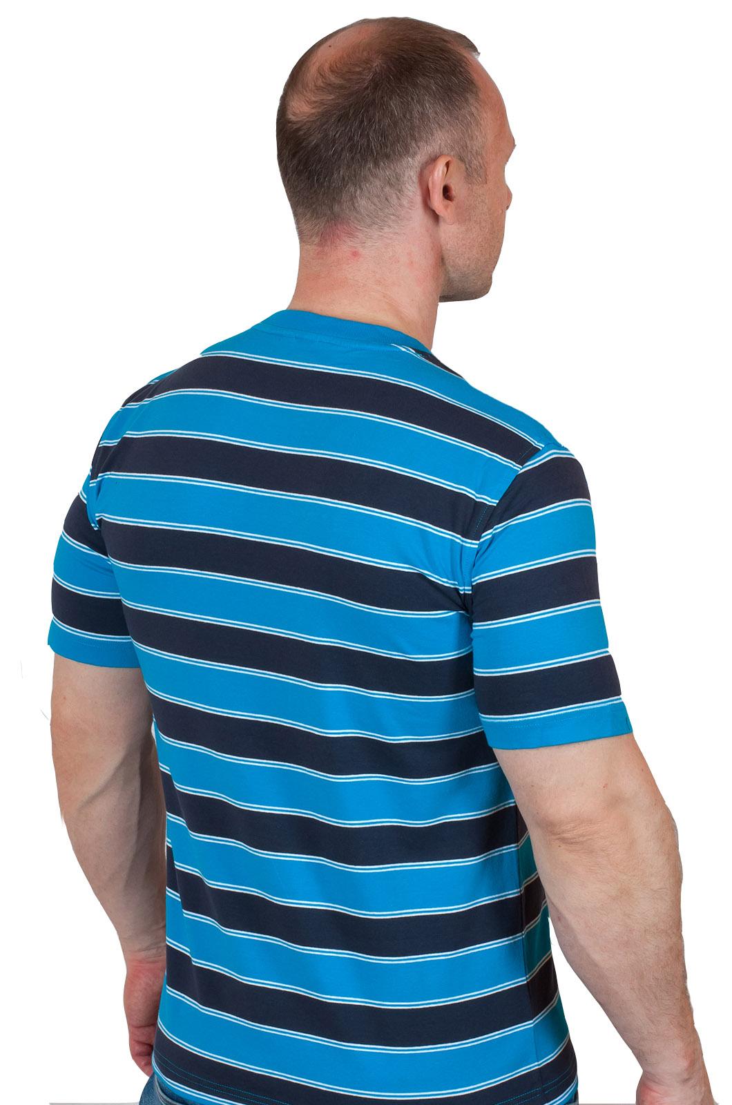 Солидная мужская футболка Jeanswest™