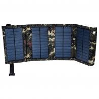Солнечная панель 30W/5V для походов