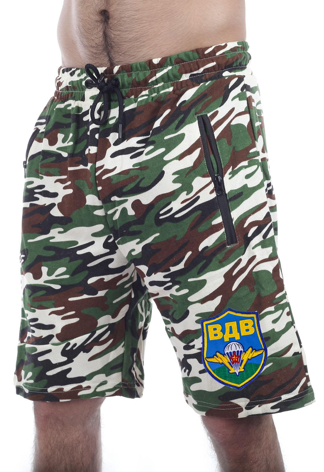 Десантник? СТОЯТЬ! Армейские шорты New York Athletics