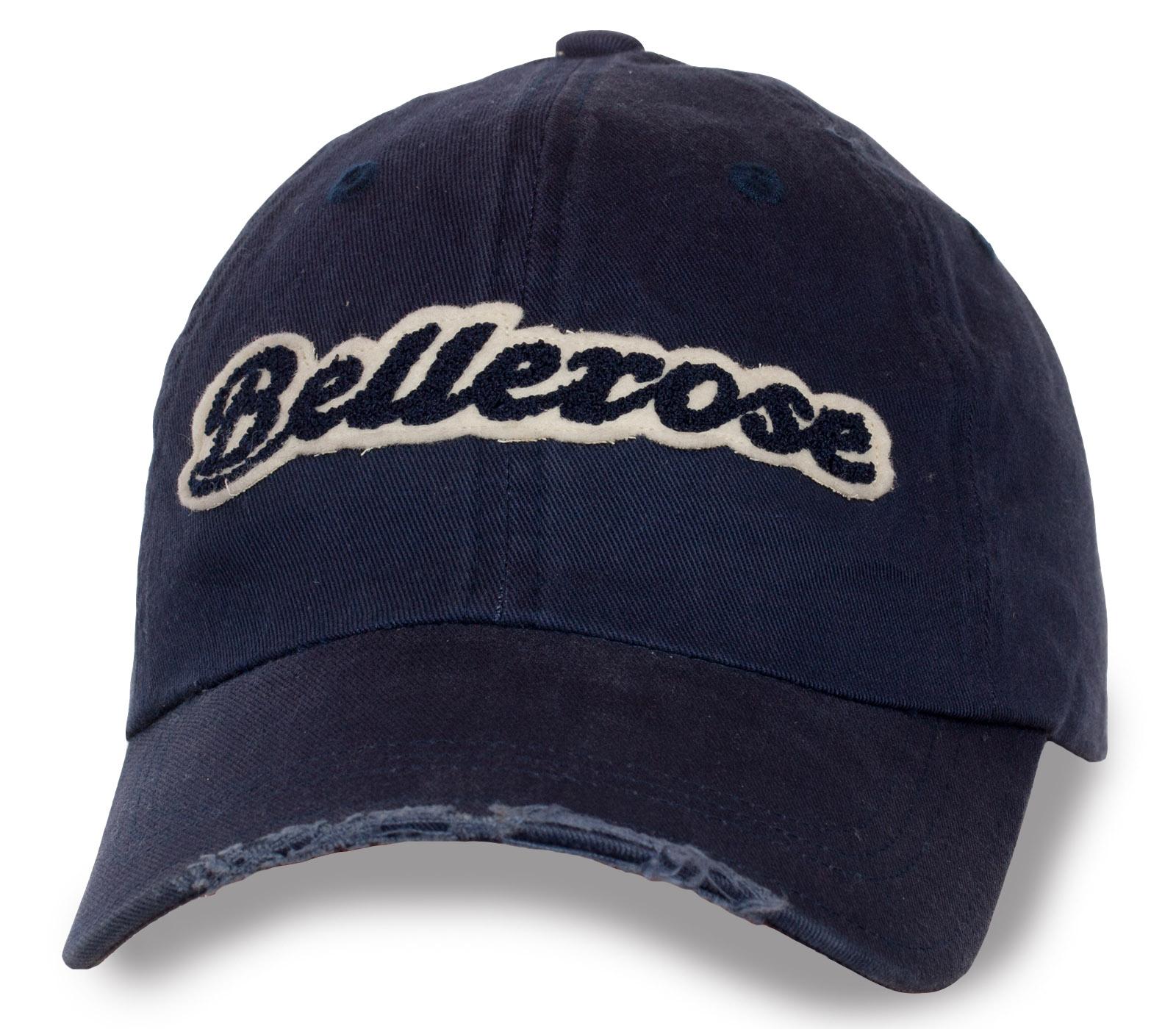 Состаренная кепка BELLEXOSE.