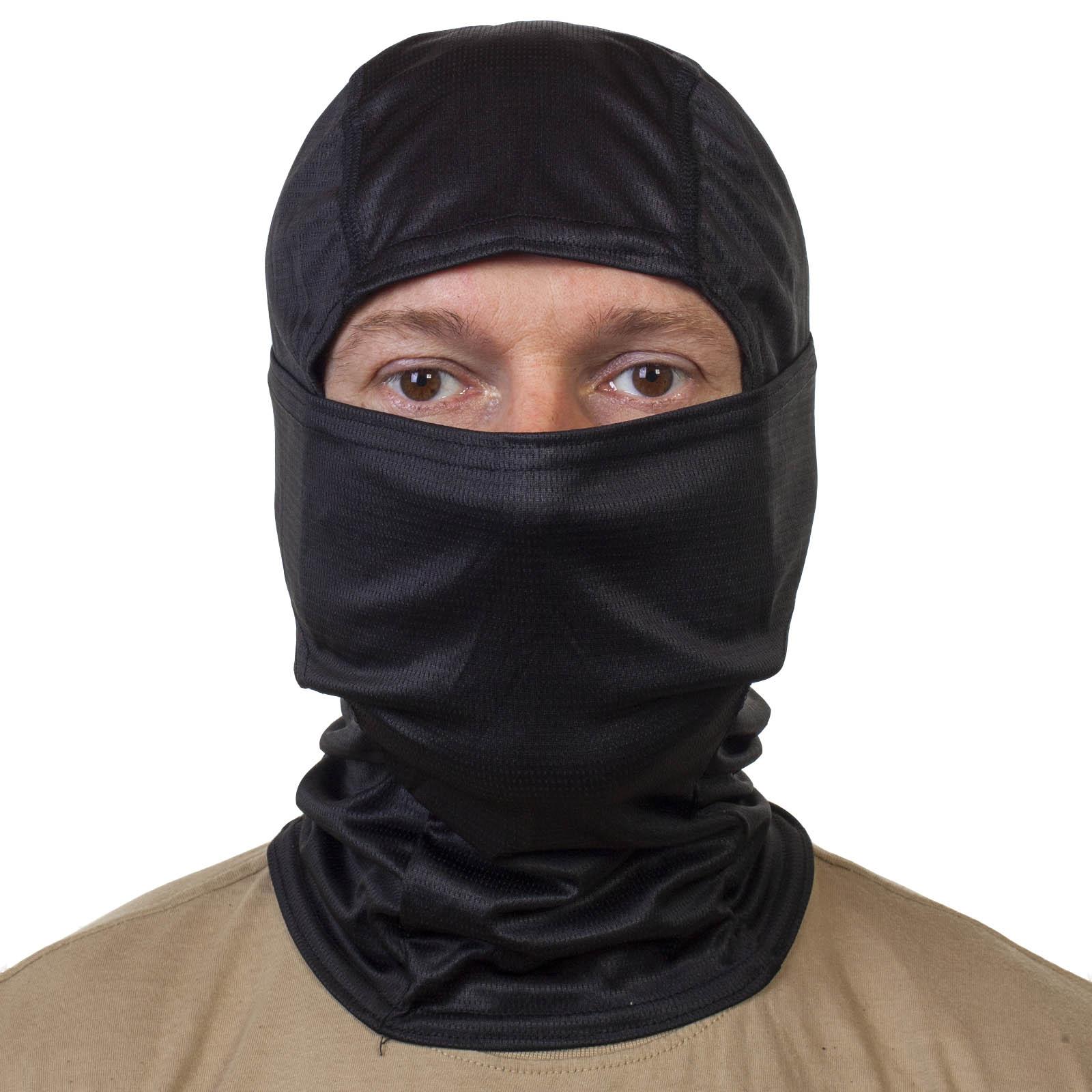 Составная маска подшлемник.