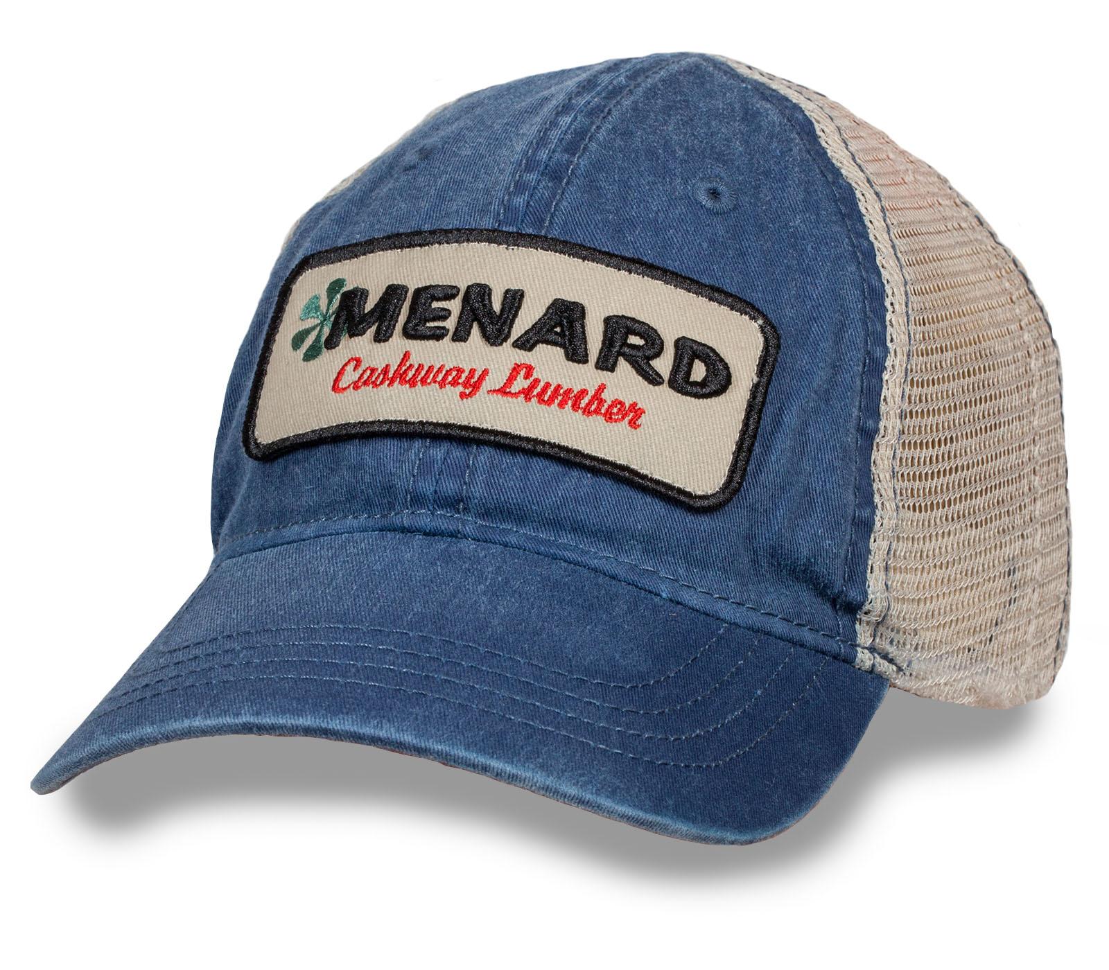 Повседневная дешевая джинсовая бейсболка гонять туда - сюда от бренда MENARD. Обязательно стоит купить! Не пожалеешь!