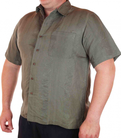 Современная городская рубашка для мужчин от Caribbean Joe (США)-главная