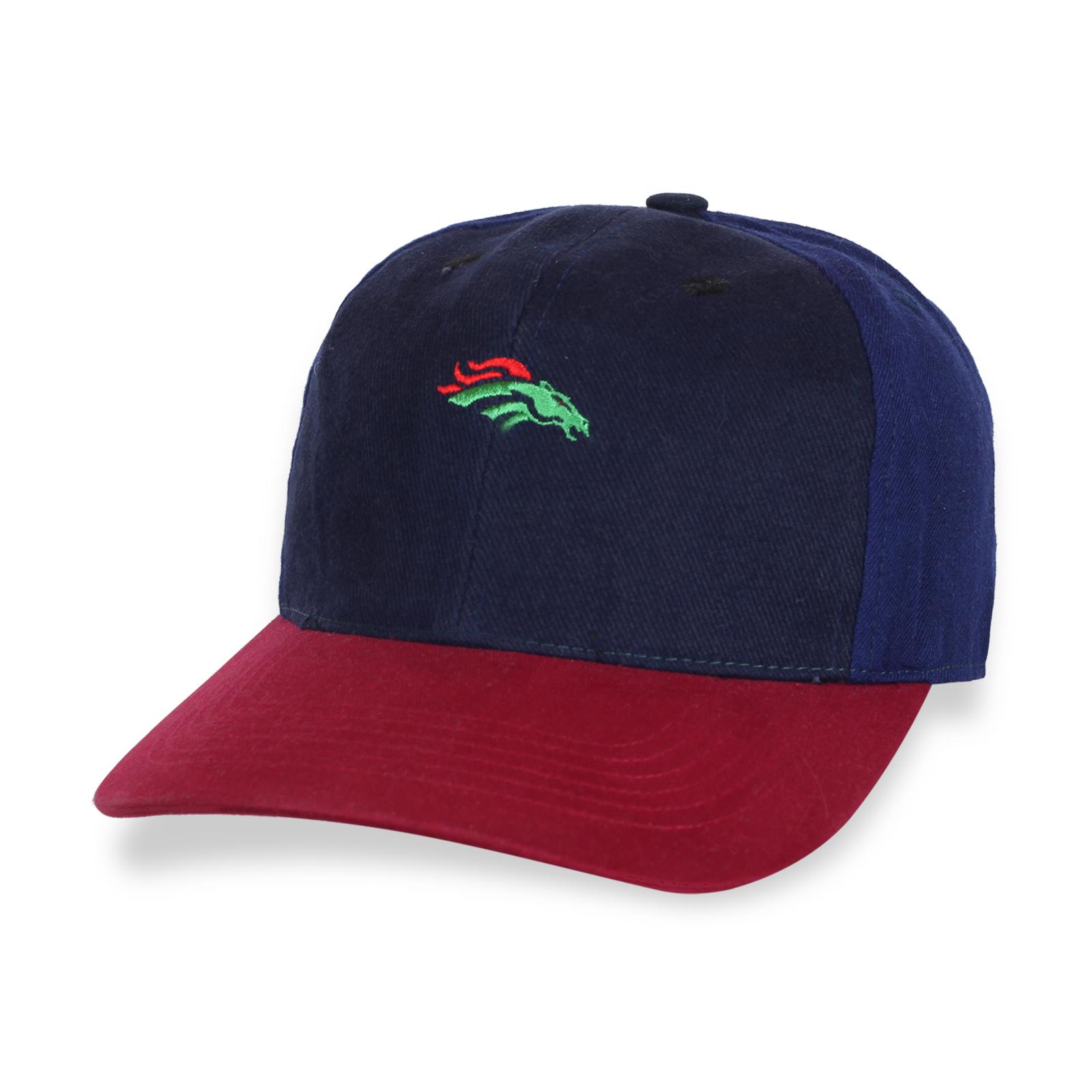 Современная кепка из хлопка.