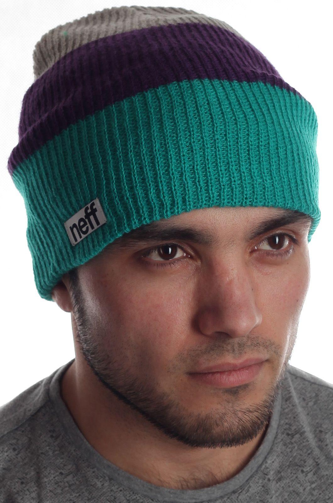 Брендовые вязаные мужские шапки по супер скидке