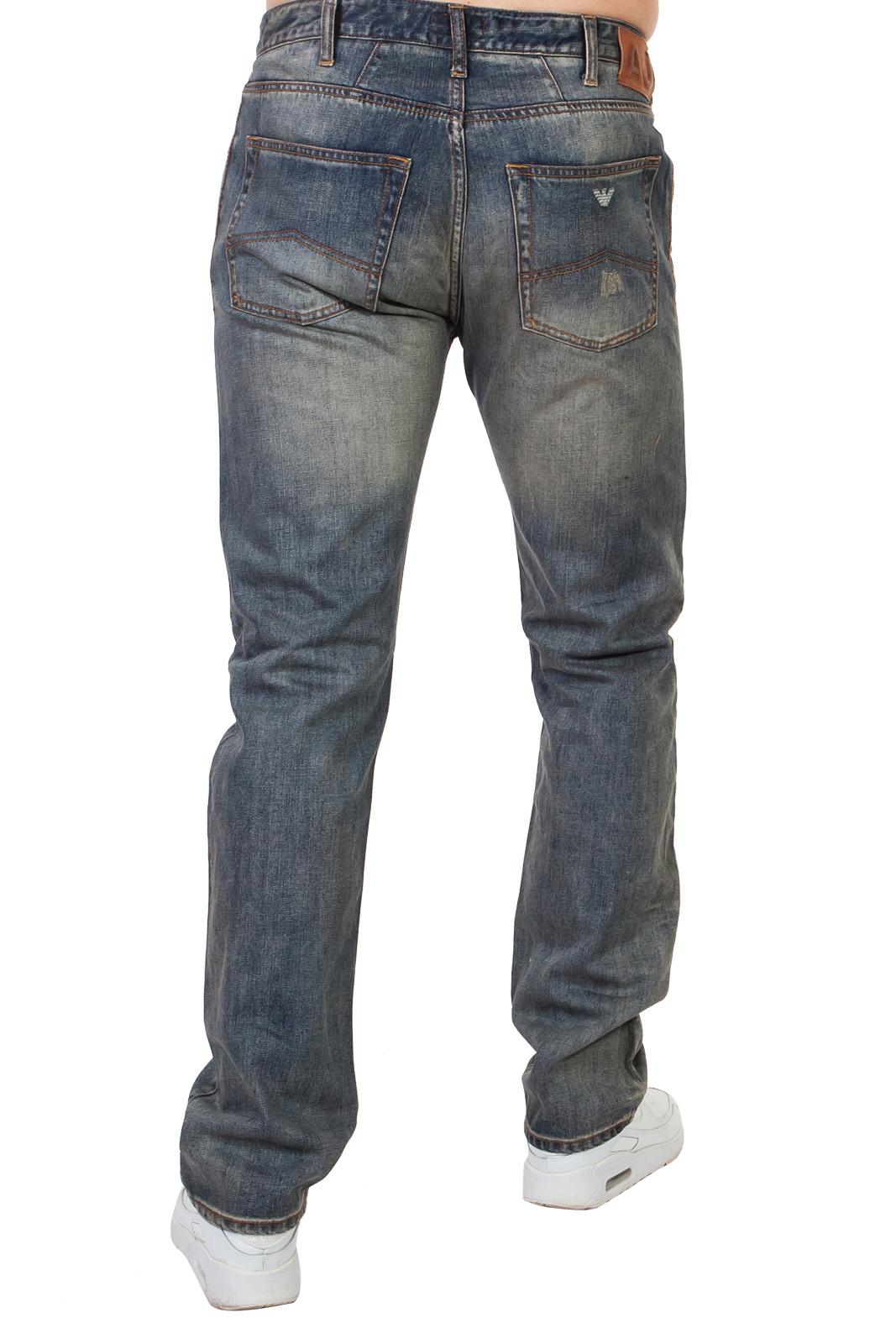 ИТАЛИЯ! Современные мужские джинсы Армани.